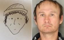 Vẽ tranh chân dung nghi phạm thua cả trẻ mẫu giáo, sở cảnh sát bị cư dân mạng mỉa mai là truy nã... Jason Mraz