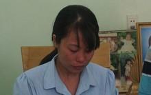 Người mẹ khóc khi biết công an khởi tố tài xế xe khách tông 2 con tử vong