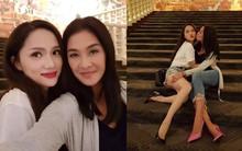 """Cuối cùng Hương Giang và """"chị đại"""" Lukkade cũng có kiểu ảnh chung với nhau rồi đây!"""