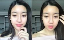 Tự tin khoe nhan sắc không son phấn, Đỗ Mỹ Linh là người đẹp tiếp theo gia nhập hội Hoa hậu Vbiz sở hữu mặt mộc không tỳ vết