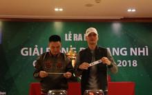 MC Thành Trung đối đầu tiền đạo U23 Việt Nam trên sân phủi Hà Nội