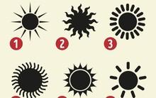 Bài test tính cách: Chọn 1 hình ảnh Mặt trời và bí mật về tính cách của bạn sẽ được tiết lộ