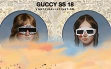 Làm show diễn dị chưa đủ, Gucci còn trình làng những mẫu thiết kế mới bằng cách mà ai cũng phải share vì quá đẹp