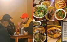 Sau tin đồn đến Việt Nam, vợ chồng Bi Rain và Kim Tae Hee tình tứ cùng nhau hẹn hò ở nhà hàng Việt
