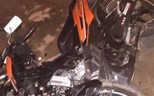 Về nhà bố đẻ chơi, hai mẹ con bị xe máy Exciter đâm trúng khiến 5 người bị thương