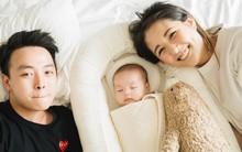 Julia Đoàn nói về chuyện làm mẹ khi còn trẻ, tự do và thành đạt: Từ nay mình chẳng cần đi đâu, chỉ cần ở cạnh con thì mình đã có cả thế giới rồi!