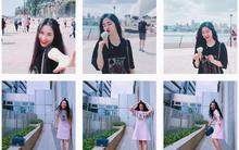 """Dùng instagram như Hoà Minzy: đăng ảnh theo """"lố"""", không làm phụ lòng người chụp"""