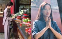 """Những mỹ nhân showbiz Việt sau khi khuấy """"banh"""" dư luận lại tìm về chốn nhà chùa thanh tịnh"""