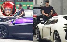 Danh sách sao nam xứ Hàn sở hữu siêu xe cực hiếm tiền tỷ, và chiếc đắt nhất không phải thuộc về G-Dragon