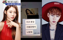 Zico lên tiếng về tin đồn làm lộ ảnh nude của Seolhyun vì mất điện thoại, fan tìm ra bức ảnh gốc