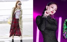 """Học sao Hàn những chiêu """"hack"""" dáng cực hay chỉ bằng cách chọn quần áo"""
