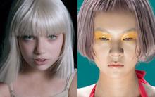 """Phí Phương Anh tung bộ ảnh """"lặn vào mùa hè"""", nhìn giống cô bé Maddie lặn vào MV của Sia thế"""