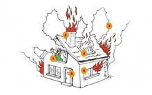 Gặp ngôi nhà hỏa hoạn, bạn sẽ nhìn vào cái gì đầu tiên, điều đó sẽ tiết lộ tư duy của bạn