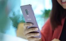 """""""Đập hộp"""" Galaxy S9+ màu Tím Lilac mới keng, món quà cực đỉnh dành cho các chị em đầu xuân này"""