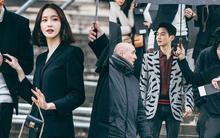 Gầy như cây sậy tại sự kiện, chị em Yoona và Minho lại làm lu mờ tất cả với khí chất ông hoàng bà hoàng