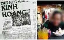 Xuất hiện thông tin thầy giáo dạy Văn quấy rối tình dục nam sinh ở Sài Gòn, Hiệu trưởng lên tiếng