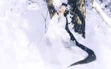 """Được mệnh danh là """"Tiên nữ cổ trang"""", nữ cosplayer xứ Trung khiến mọi người xiêu lòng vì vẻ ngoài thoát tục"""
