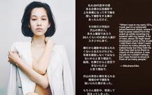 """""""Bạn gái cũ G-Dragon"""" Kiko Mizuhara kể chuyện bị quấy rối tình dục khi mới 20 tuổi"""