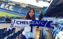 Fan nữ Việt xinh xắn dành cả thanh xuân để đi hết 14 sân vận động nổi tiếng ở châu Âu