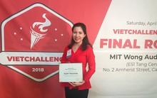 """Elight đăng ảnh cô giáo Kiều Trang nhận giải 3 cuộc thi VietChallenge: """"Tiếc nuối vì không được giải nhất"""""""