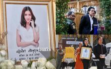 Tang lễ sao nhí một thời Thái Lan: Xót xa trước nụ cười của cô trong di ảnh, khoảnh khắc mẹ khóc nấc tiễn đưa