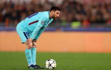 Hóa ra, Messi cực vô duyên ở vòng tứ kết Champions League