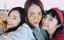 Mặc ồn ào tình cảm của Trường Giang, Nhã Phương vui vẻ đi du lịch Thái Lan cùng bạn bè