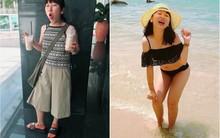 """Diện bikini khoe dáng, Trang Hý vẫn không bỏ được thần thái """"lầy lội"""" của mình"""