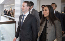 Nữ trợ lý CEO Facebook Mark Zuckerberg bị nhầm lẫn thành vợ của anh do lỗi ẩu của Getty Images và Yahoo!