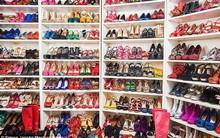 Người phụ nữ dùng cả tuổi thanh xuân để mua giày: đã mua tới 400 đôi và sẽ không có dấu hiệu dừng lại