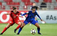 Tuyển nữ Thái Lan lần thứ 2 liên tiếp giành vé World Cup