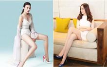 Ngắm loạt ảnh này mới thấy, showbiz Việt cũng có nhiều mỹ nhân sở hữu đôi chân nuột nà không thua kém sao Hàn
