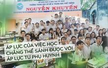 """Cựu học sinh nói về """"kỷ luật sắt"""" ở THPT Nguyễn Khuyến: Chúng ta đang chỉ trích đến môi trường học mà bỏ qua các khía cạnh khác của vấn đề"""