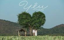 """Dân tình phát sốt với bộ ảnh cưới trong trẻo """"Vẽ giấc mơ tình yêu"""" trên cánh đồng dứa Ninh Bình"""