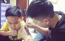 Chùm ảnh: Những thanh niên ước mơ làm tattoo artist nhưng lại chỉ có cây bút bi trong tay