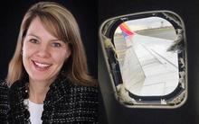 Tiết lộ nguyên nhân cái chết của nữ hành khách bị hút nửa người qua cửa kính máy bay và treo bên ngoài vài phút