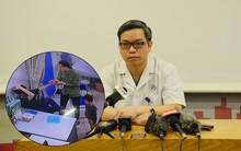 Sau khi bị người nhà bệnh nhân hành hung, bác sĩ ở bệnh viện Xanh Pôn hoảng loạn, có ý định bãi nại vì sợ bị trả thù