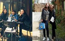 Choi Ji Woo lần đầu lộ diện sau đám cưới: Đẹp rạng rỡ, nhưng vóc dáng khổng lồ của cô mới là điều gây chú ý