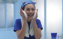 """Bật mí bí kíp giúp làn da sạch mềm mịn của """"đại ca"""" Hoàng Oanh trong MV mới"""