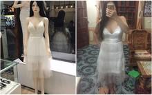 """Đặt đầm thiết kế trên mạng, người phụ nữ ngậm ngùi nhận về chiếc váy như """"vải màn"""", yêu cầu đổi trả thì bị shop block thẳng tay"""