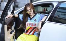 Mai Diệu Linh đi xe 5 tỷ, xuất hiện với trang phục trị giá hàng trăm nghìn USD trong ngày cuối VIFW