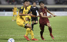 Thái Lan gây bất ngờ khi để thua bẽ bàng trước Brunei