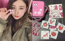 Con gái Nhật đang mê tít món mỹ phẩm chỉ 70k: nhỏ như tờ giấy mà kiêm luôn cả son môi, má hồng, phấn mắt