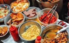 Nửa đêm bụng đói thì vẫn còn những hàng xôi đêm ở Hà Nội đủ để lấp đầy bao tử