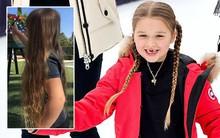 Harper Beckham khoe mái tóc dài như công chúa Rapunzel trong cổ tích, khiến ai cũng trầm trồ