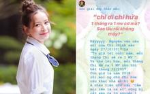 """Đây là phản ứng của Chi Pu khi fan chất vấn phát ngôn """"mỗi tháng ra một MV"""""""