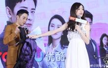 Đã lâu không xuất hiện, cặp đôi Đường Yên - La Tấn ngại ngùng thể hiện tình cảm với nhau