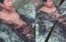Chuyện thật như đùa: Thanh niên đi massage bằng cá, 5 phút sau cả đàn cá lăn ra chết mà không rõ nguyên nhân