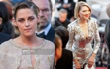 Thảm đỏ bế mạc LHP Cannes: Kristen lộ quầng thâm kém sắc, người đẹp Pháp khoe vòng 1 chiếm hết sự chú ý