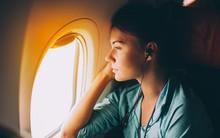 Một số người lên máy bay là dễ khóc như mưa, và đây là lý giải cho chuyện đó